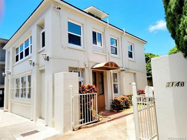 3148 Castle Street, Honolulu, HI 96815 (MLS #202119730) :: Corcoran Pacific Properties