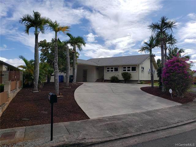 98-857 Laelua Place, Aiea, HI 96701 (MLS #202119734) :: Island Life Homes