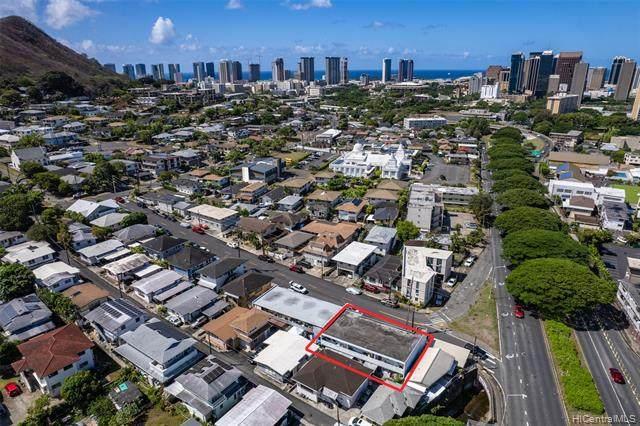 106 S Kuakini Street, Honolulu, HI 96813 (MLS #202119735) :: Weaver Hawaii | Keller Williams Honolulu