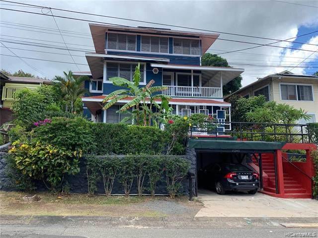 2240 Makanani Drive, Honolulu, HI 96817 (MLS #202119739) :: Hawai'i Life