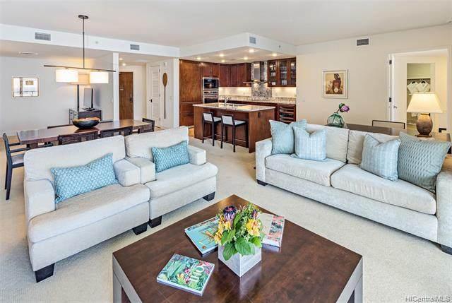 223 Saratoga Road #3307, Honolulu, HI 96815 (MLS #202119766) :: Exp Realty