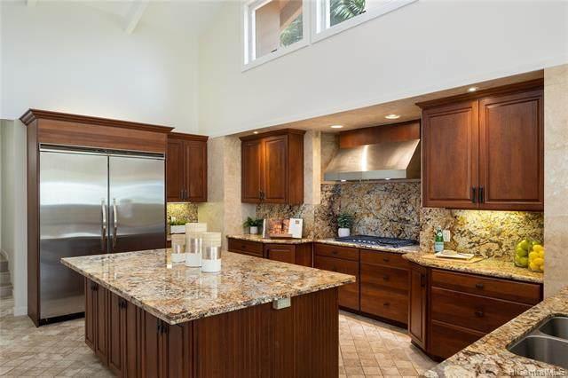 2098 Aliali Place, Honolulu, HI 96821 (MLS #202119786) :: Corcoran Pacific Properties