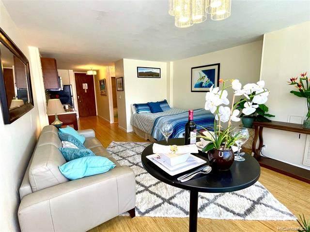1765 Ala Moana Boulevard #891, Honolulu, HI 96815 (MLS #202119788) :: Island Life Homes
