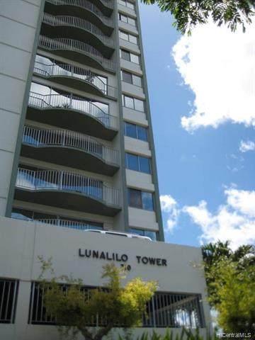 710 Lunalilo Street #1205, Honolulu, HI 96813 (MLS #202119794) :: Corcoran Pacific Properties