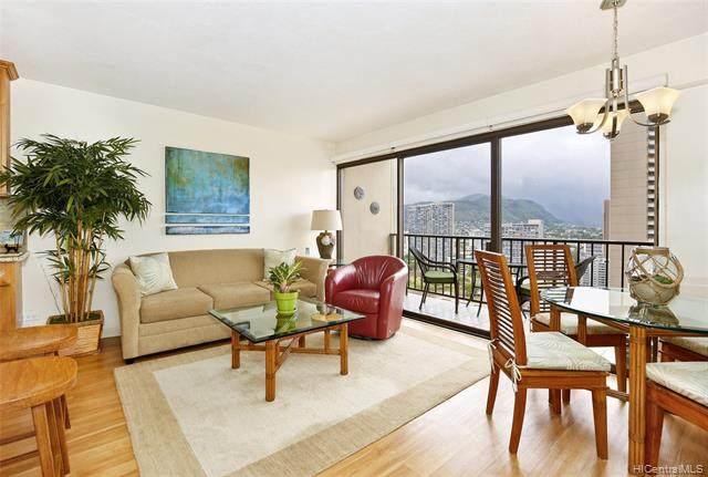 2140 Kuhio Avenue #2311, Honolulu, HI 96815 (MLS #202119800) :: Island Life Homes