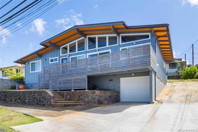 1122 Alewa Drive, Honolulu, HI 96817 (MLS #202119801) :: Island Life Homes