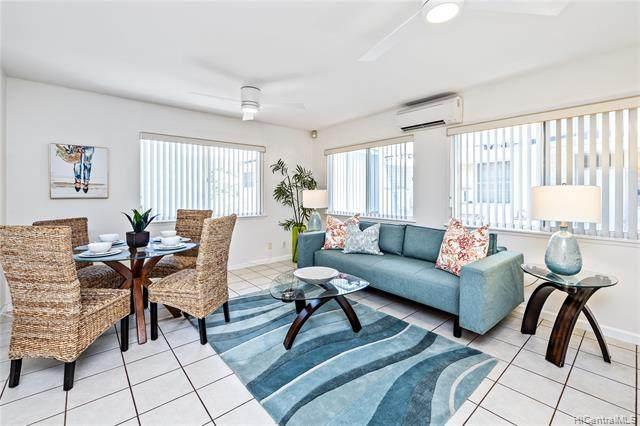 915 Mccully Street, Honolulu, HI 96826 (MLS #202119815) :: LUVA Real Estate