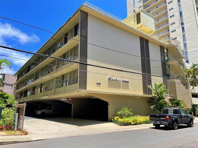 2444 Tusitala Street #304, Honolulu, HI 96815 (MLS #202119823) :: Exp Realty