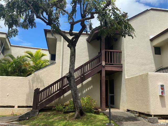 46-146 Kiowai Street #2621, Kaneohe, HI 96744 (MLS #202119830) :: Weaver Hawaii   Keller Williams Honolulu
