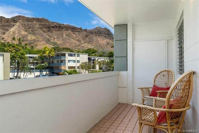 3111 Pualei Circle #302, Honolulu, HI 96815 (MLS #202119841) :: Exp Realty
