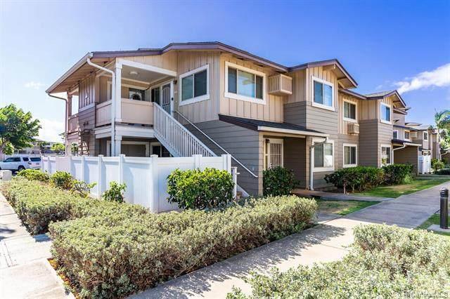 91-1017 Kamaaha Avenue #101, Kapolei, HI 96707 (MLS #202119842) :: LUVA Real Estate