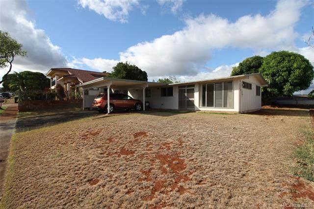 94-359 Kipou Street, Waipahu, HI 96797 (MLS #202119878) :: LUVA Real Estate