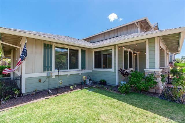 840 Kakala Street #608, Kapolei, HI 96707 (MLS #202119883) :: Weaver Hawaii | Keller Williams Honolulu