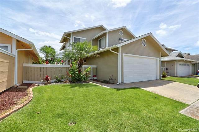 91-901 Nohoihoewa Place, Ewa Beach, HI 96706 (MLS #202119887) :: LUVA Real Estate