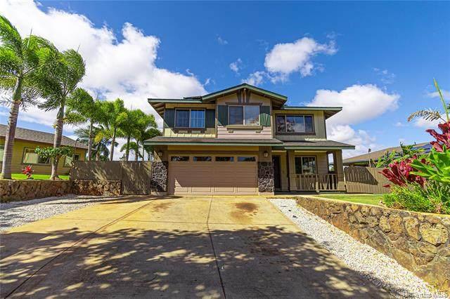 92-1285 Pueonani Street, Kapolei, HI 96707 (MLS #202119889) :: Corcoran Pacific Properties