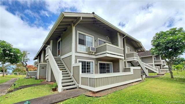 94-1378 Kulewa Loop 45A, Waipahu, HI 96797 (MLS #202119890) :: Weaver Hawaii | Keller Williams Honolulu