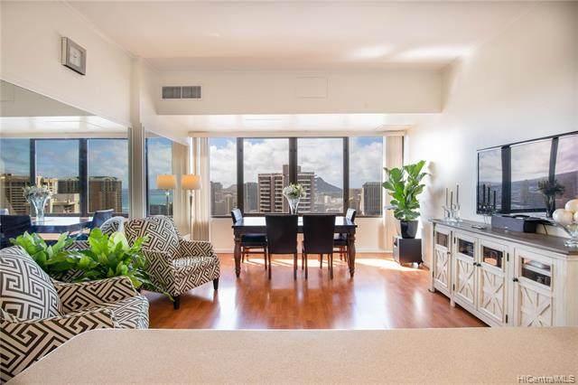 411 Hobron Lane #3905, Honolulu, HI 96815 (MLS #202119897) :: Exp Realty