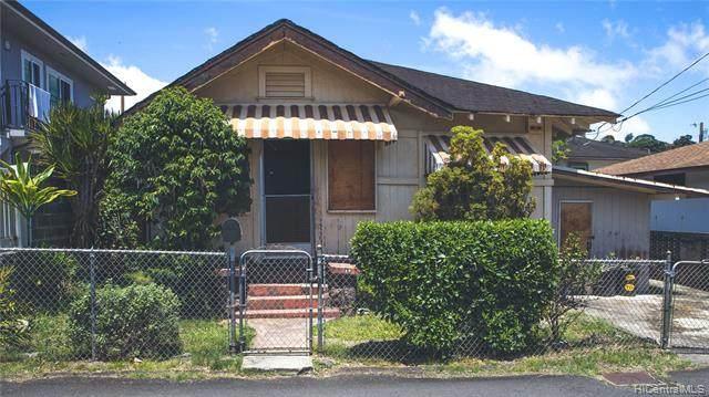 2263A Kanealii Avenue, Honolulu, HI 96813 (MLS #202119899) :: Weaver Hawaii | Keller Williams Honolulu