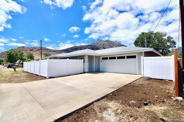 84-792 Lahaina Street, Waianae, HI 96792 (MLS #202119901) :: Island Life Homes