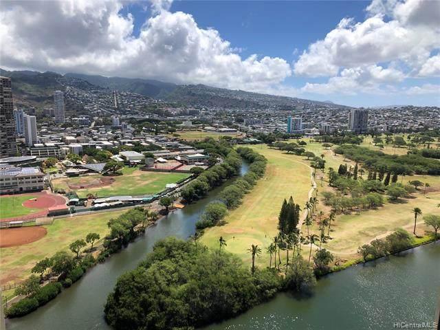 2211 Ala Wai Boulevard #3007, Honolulu, HI 96815 (MLS #202119905) :: Island Life Homes