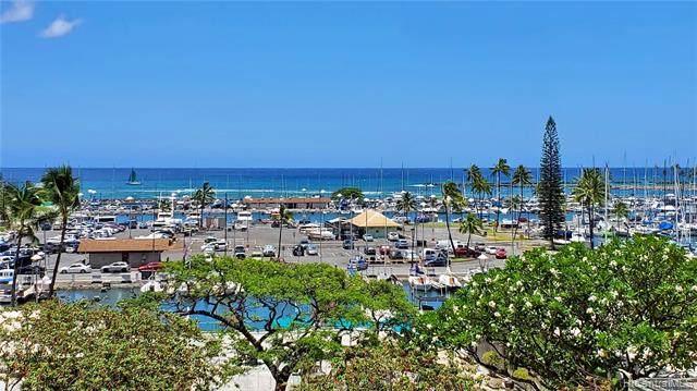 1777 Ala Moana Boulevard #408, Honolulu, HI 96815 (MLS #202119908) :: Exp Realty