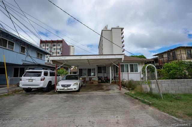 786 Punahou Street, Honolulu, HI 96826 (MLS #202119909) :: LUVA Real Estate