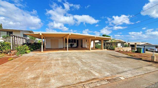 1603 Noelani Street, Pearl City, HI 96782 (MLS #202119910) :: Island Life Homes
