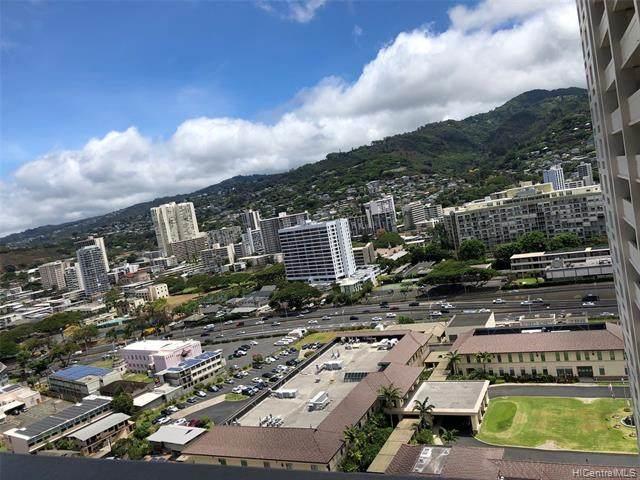 1212 Punahou Street #2507, Honolulu, HI 96826 (MLS #202119925) :: Island Life Homes