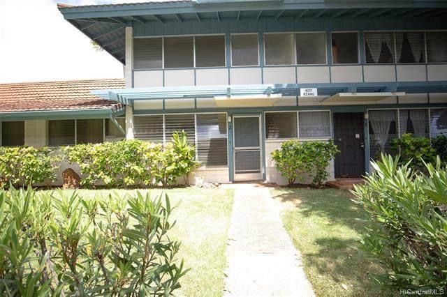 4201 Keanu Street #22, Honolulu, HI 96816 (MLS #202119928) :: Exp Realty