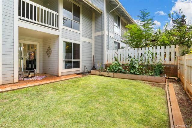94-211 Paioa Place K103, Waipahu, HI 96797 (MLS #202119933) :: LUVA Real Estate