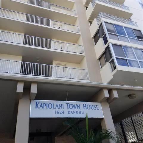 1624 Kanunu Street #405, Honolulu, HI 96814 (MLS #202119941) :: LUVA Real Estate