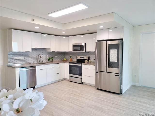 1200 Queen Emma Street #801, Honolulu, HI 96813 (MLS #202119944) :: Exp Realty