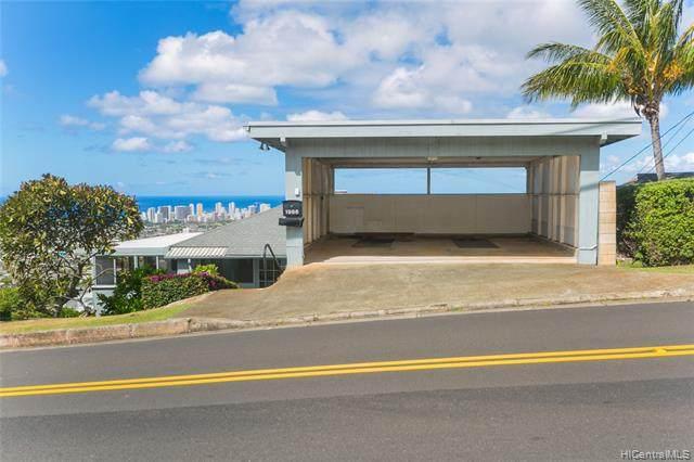 1986 Paula Drive, Honolulu, HI 96816 (MLS #202119979) :: Weaver Hawaii   Keller Williams Honolulu