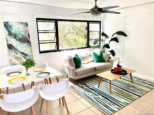 310 Kamehameha Highway #235, Aiea, HI 96701 (MLS #202120016) :: LUVA Real Estate