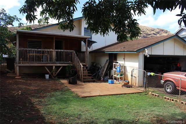 86-343 Kauaopuu Street, Waianae, HI 96792 (MLS #202120041) :: Island Life Homes