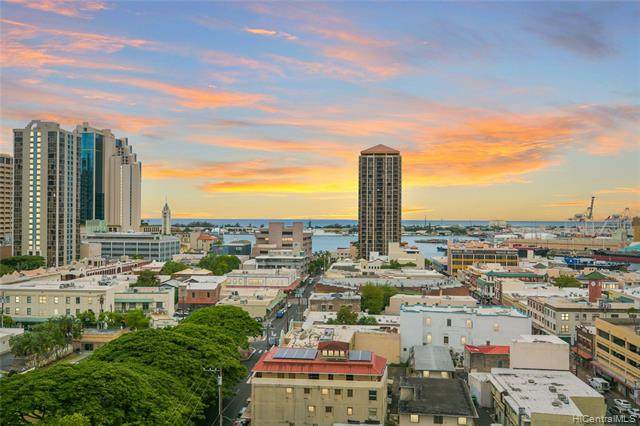 60 N Beretania Street #1410, Honolulu, HI 96817 (MLS #202120046) :: Exp Realty