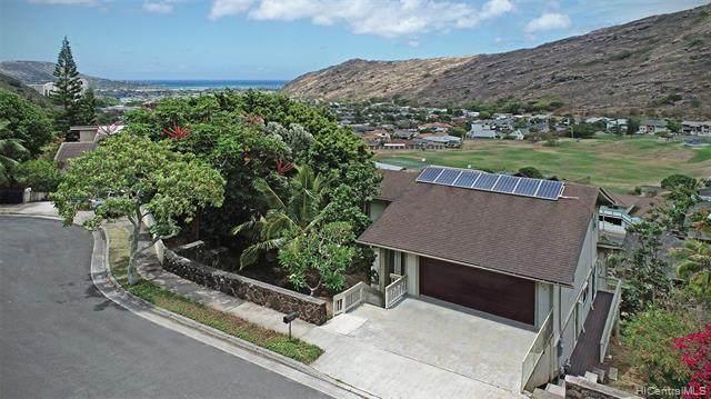 929 Ainapo Street, Honolulu, HI 96825 (MLS #202120053) :: Island Life Homes