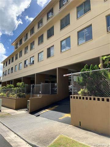 3003 Ala Napuaa Place #407, Honolulu, HI 96818 (MLS #202120057) :: Compass
