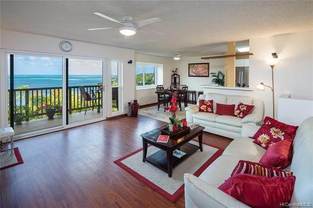 46-074 Puulena Street #1113, Kaneohe, HI 96744 (MLS #202120082) :: LUVA Real Estate