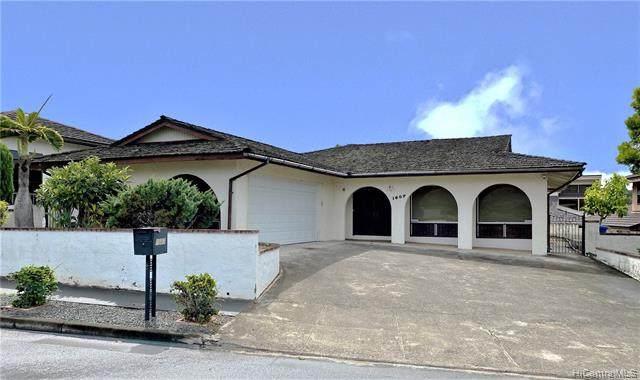 1607 Ala Hahanui Street, Honolulu, HI 96818 (MLS #202120089) :: Weaver Hawaii | Keller Williams Honolulu