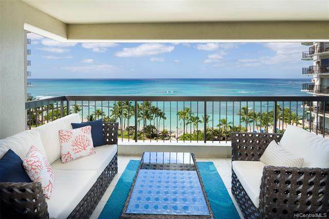 2470 Kalakaua Avenue #1002, Honolulu, HI 96815 (MLS #202120104) :: Exp Realty