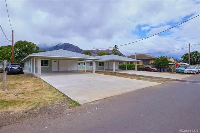 84-856 Hanalei Street, Waianae, HI 96792 (MLS #202120110) :: Island Life Homes