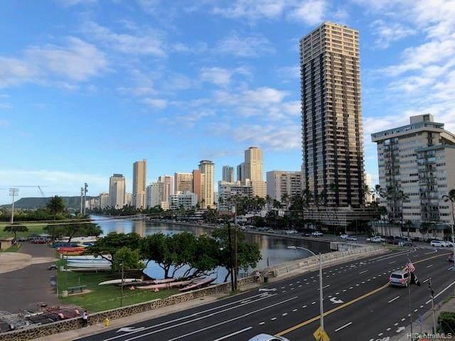 620 Mccully Street #408, Honolulu, HI 96826 (MLS #202120122) :: Exp Realty