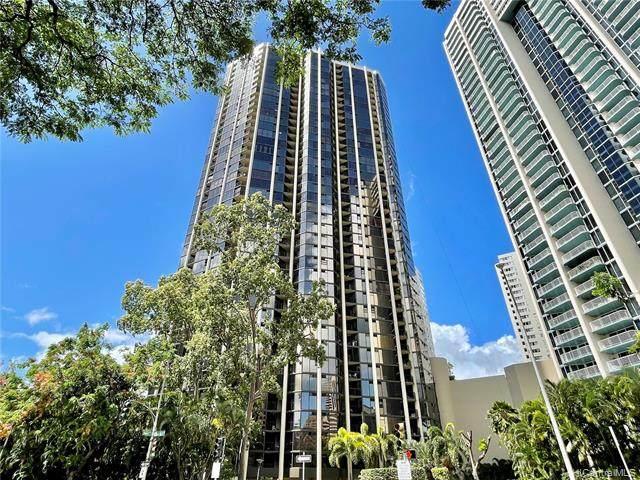60 N Beretania Street Phb4, Honolulu, HI 96817 (MLS #202120124) :: Exp Realty