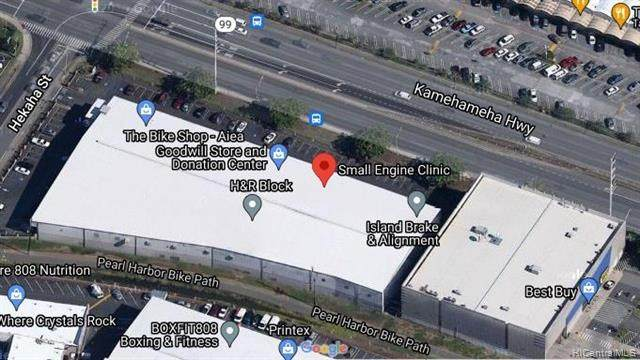 98-019 Kamehameha Highway #3, Aiea, HI 96701 (MLS #202120125) :: Exp Realty