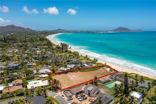 144 Kaapuni Drive, Kailua, HI 96734 (MLS #202120128) :: Weaver Hawaii | Keller Williams Honolulu