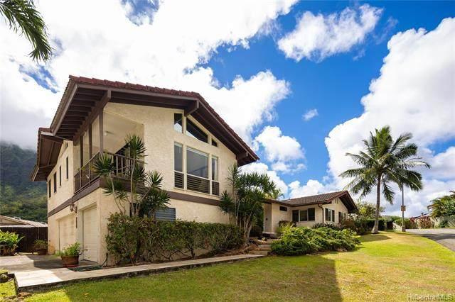 1219 Kelewina Street, Kailua, HI 96734 (MLS #202120141) :: LUVA Real Estate