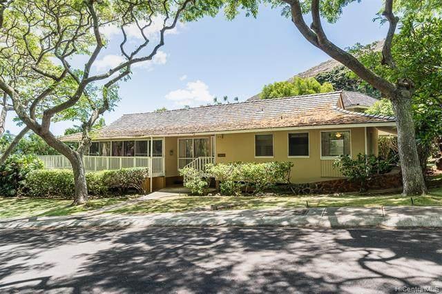 1444 Kalaniiki Street #6, Honolulu, HI 96821 (MLS #202120174) :: Weaver Hawaii | Keller Williams Honolulu