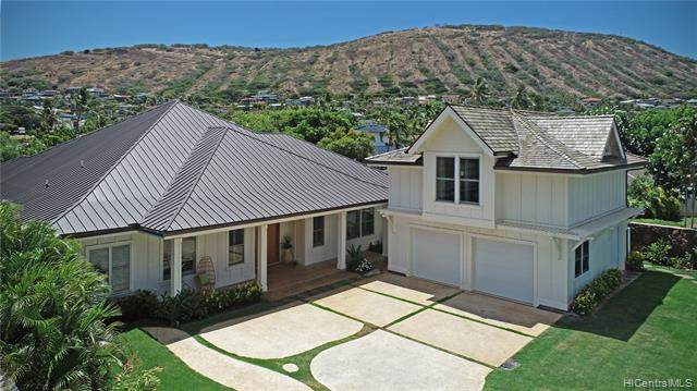 394 Portlock Road, Honolulu, HI 96825 (MLS #202120176) :: Corcoran Pacific Properties