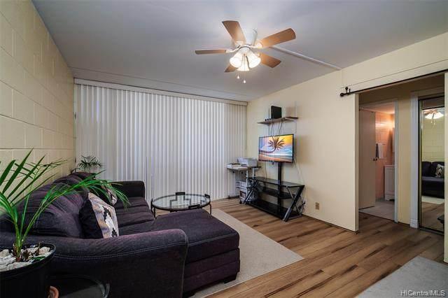 1046 Ehoeho Avenue #328, Wahiawa, HI 96786 (MLS #202120186) :: Exp Realty